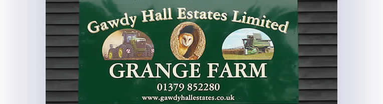 Gawdy Hall Estates Ltd